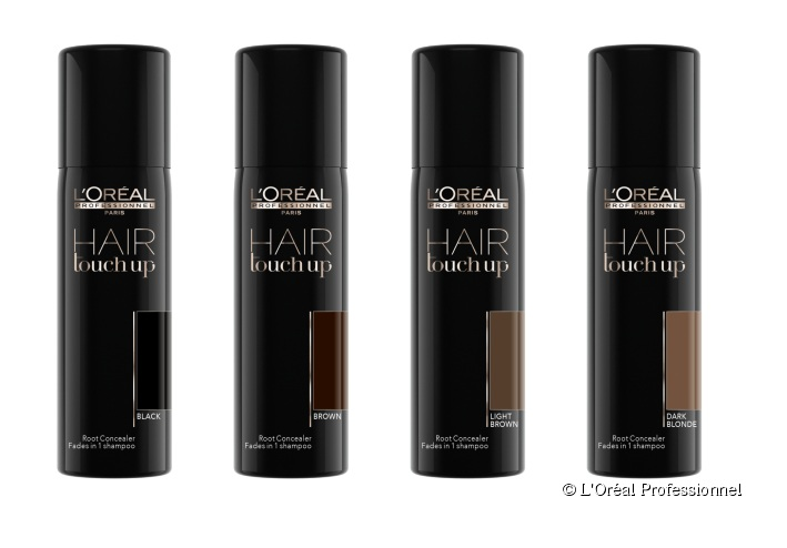 L´Oréal Hair Touch Up Tmavá blond 75 ml