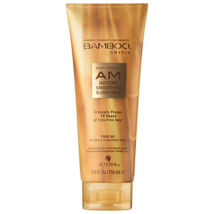 ALTERNA Bamboo Smooth AM Anti-Frizz Daytime Smoothing Balm 150 ml