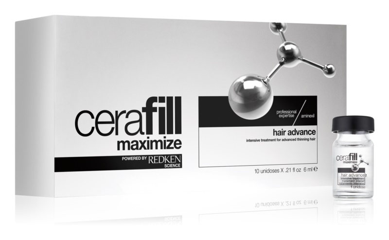 Redken Cerafill Maximize Hair Advance 10 x 6 ml