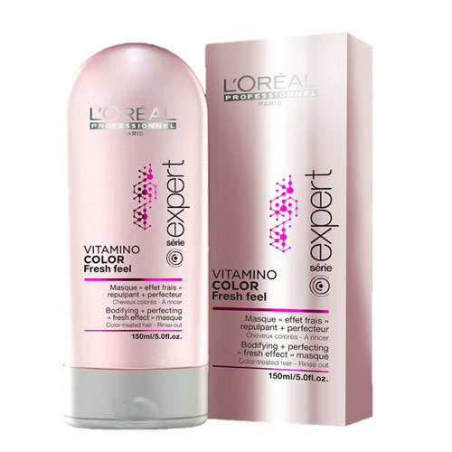 Loréal Expert Vitamino Color Fresh feel bezsulfátová maska 150 ml