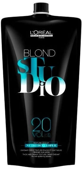 L´Oréal Blond Studio Nutri-Developer 6% 1000 ml