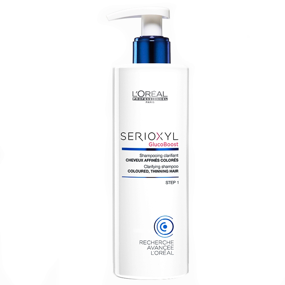 L´Oréal SERIOXYL Colored Shampoo 250 ml