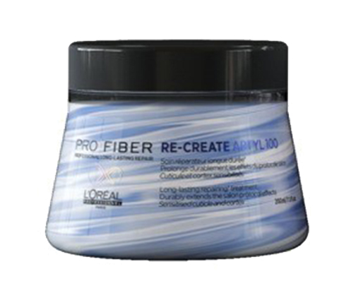 Loreal PRO FIBER RE-Create maska 200 ml