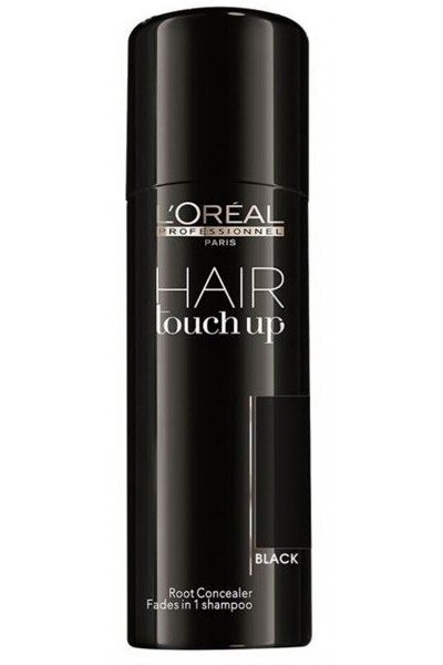 L´Oréal Hair Touch Up Čierna 75 ml