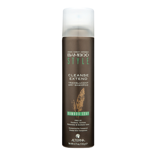 Alterna Bamboo Style Cleanse Extend Translucent Dry Shampoo Bamboo Leaf 150 ml