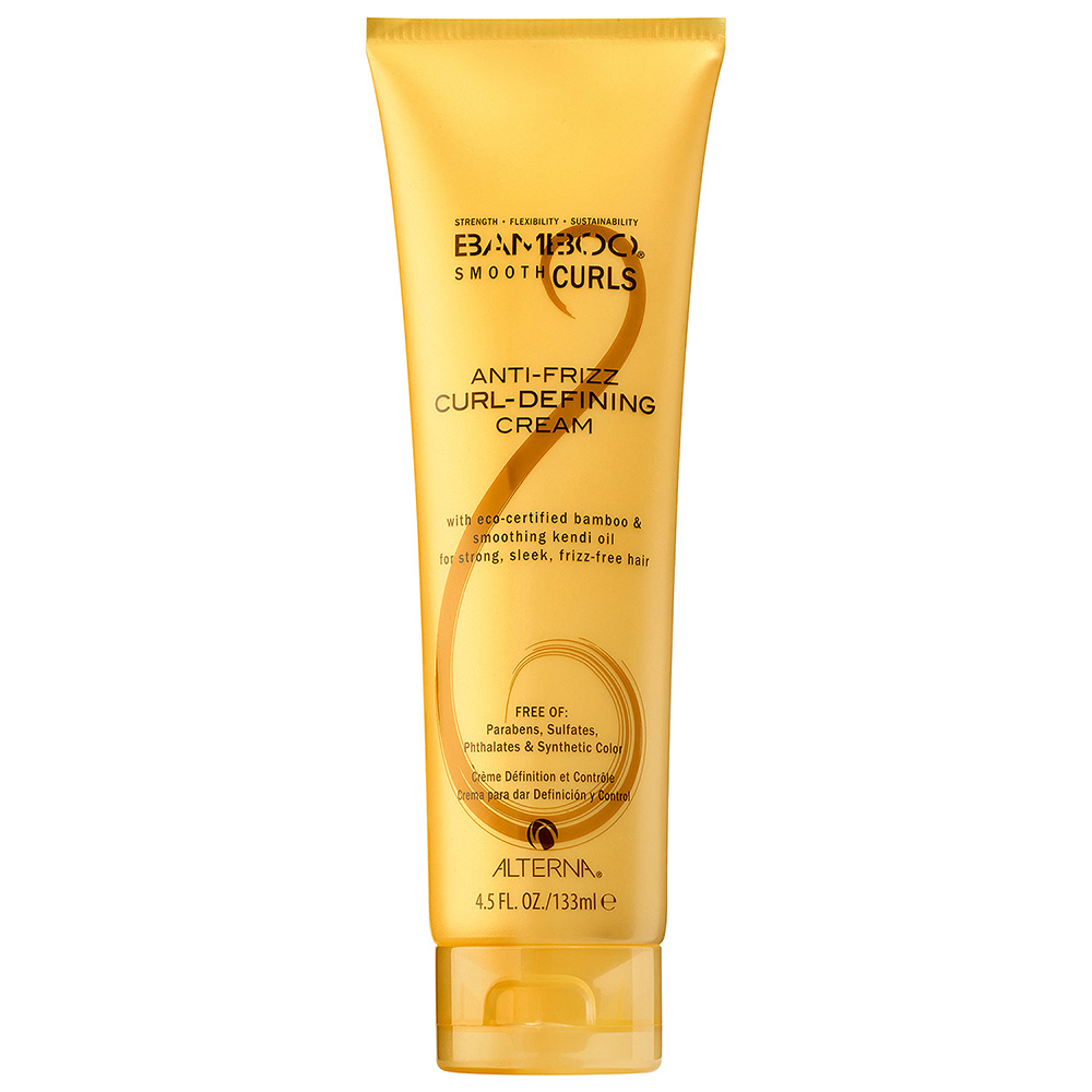 ALTERNA Bamboo Smooth Curls Anti-Frizz Curl Defining Creme 133 ml