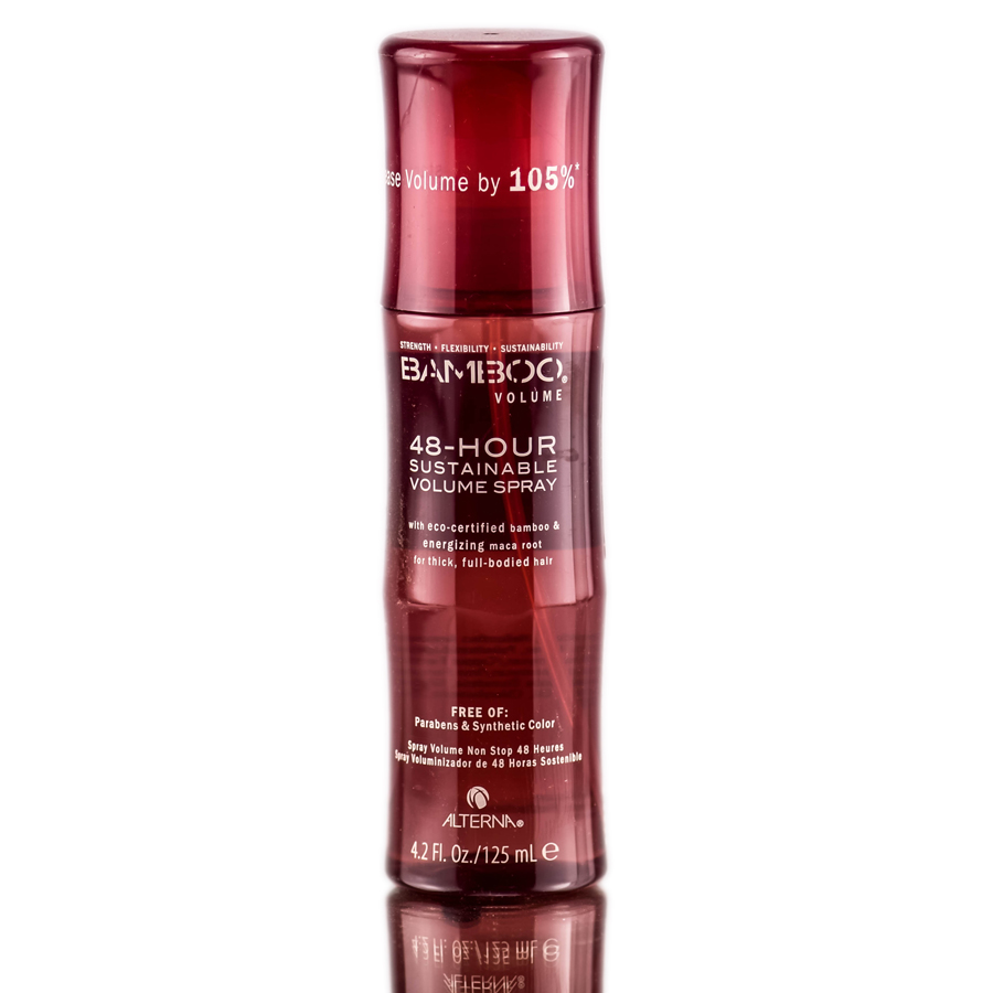 ALTERNA Bamboo Volume 48-Hour Sustainable Volume Spray 125 ml