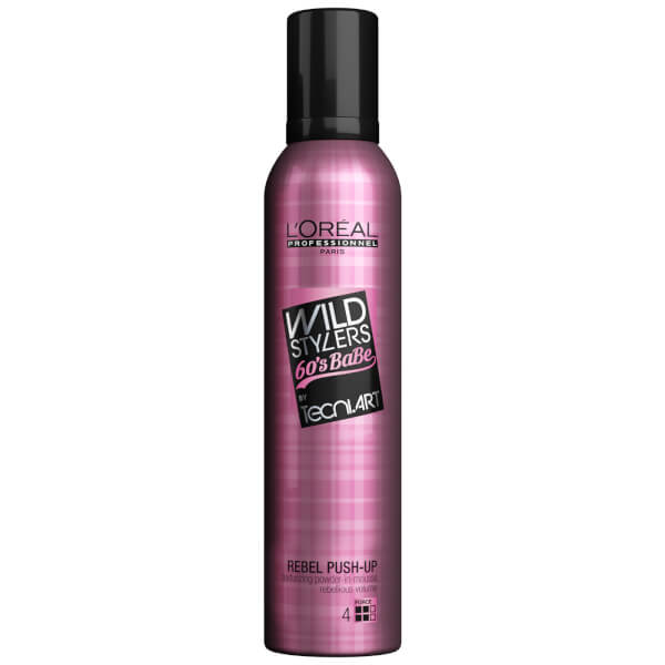 L'Oréal Tecni.Art Wild Stylers Rebel Push-up 250 ml