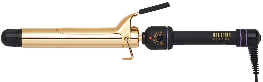 Hot Tools 32 mm 24k Gold XL Curling Iron - Kulma + Loreal Nutrifier mlieko 150ml