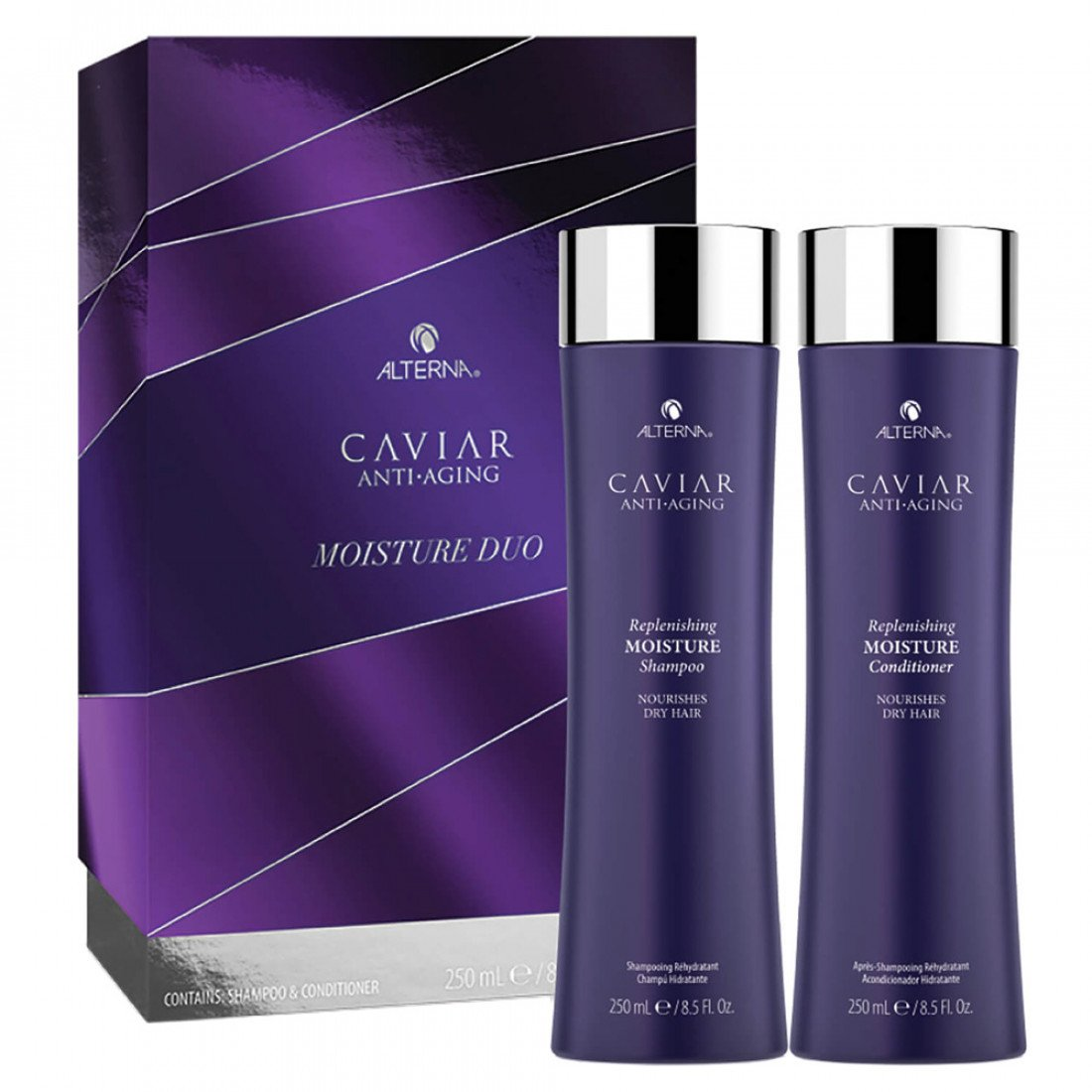 Alterna Caviar Replenishing Moisture Duo - Šampón 250 ml + kondicioner 250 ml