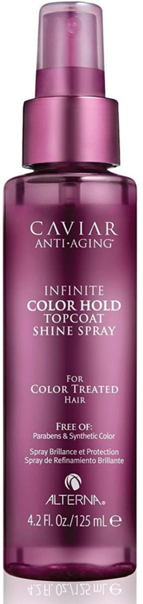 Alterna Caviar Infinite Color Hold Topcoat Shine Spray 125 ml