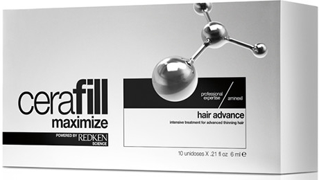 Redken Cerafill Maximize Hair Advance Aminexil 40 x 6 ml
