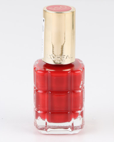 L'Oréal Color Riche Rouge Sauvage (červený) 13,5 ml