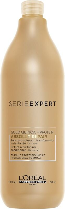 L'Oréal Expert Absolut Repair Gold Quinoa+Protein Conditioner 1000 ml